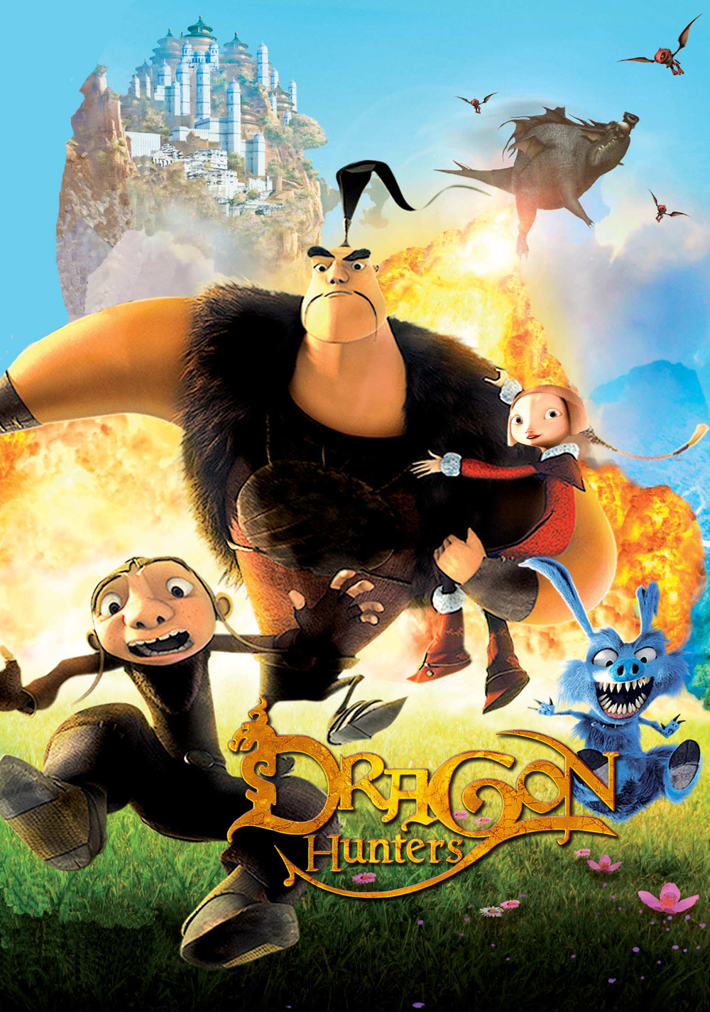 Mp4 video movie downloads dragon hunters: child\'s play by norman.