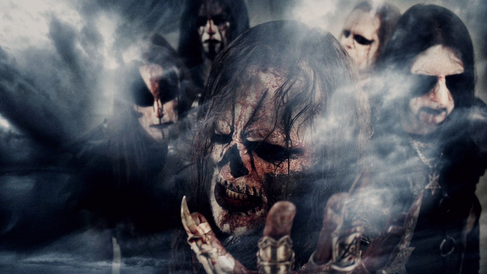 dark funeral discography