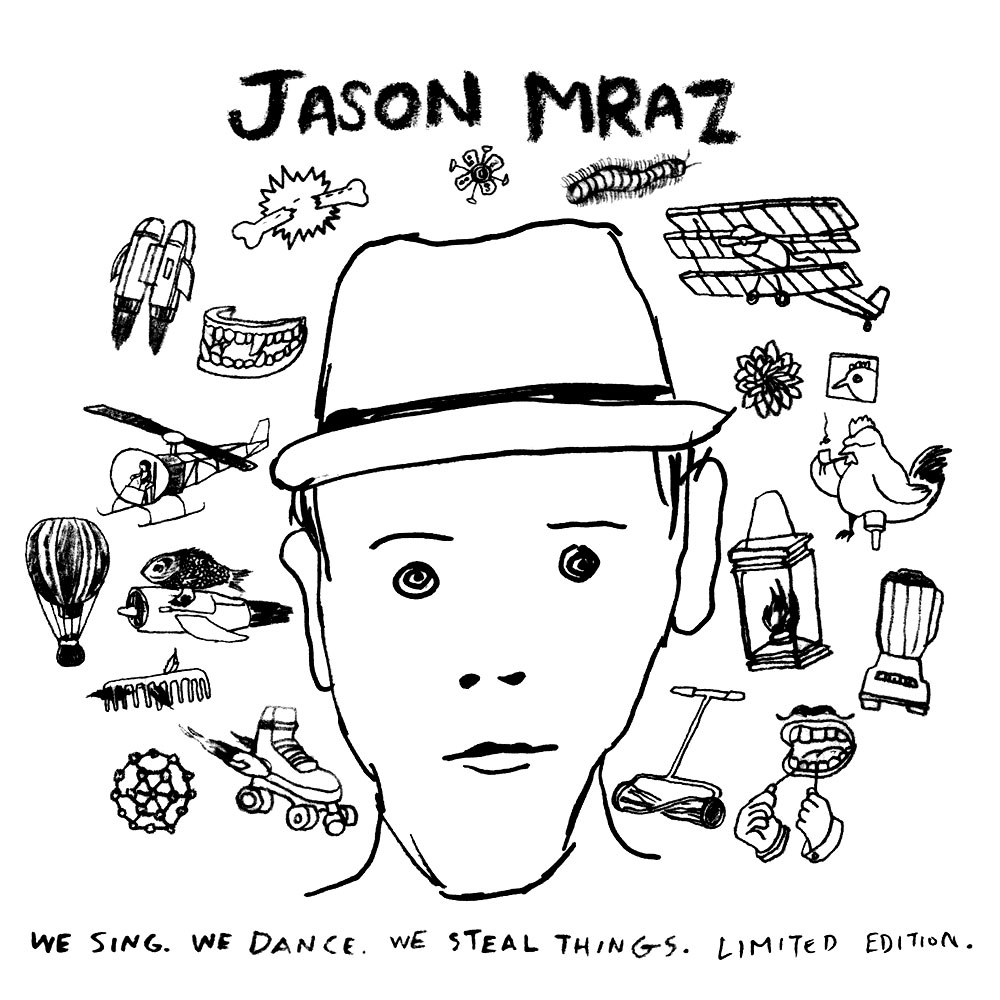 Jason Mraz | Music fanart | fanart tv