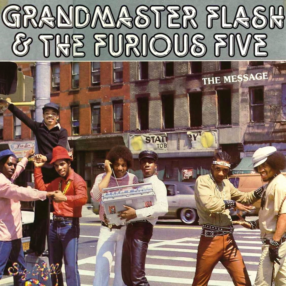 Grandmaster flash & the furious five the message mp3.