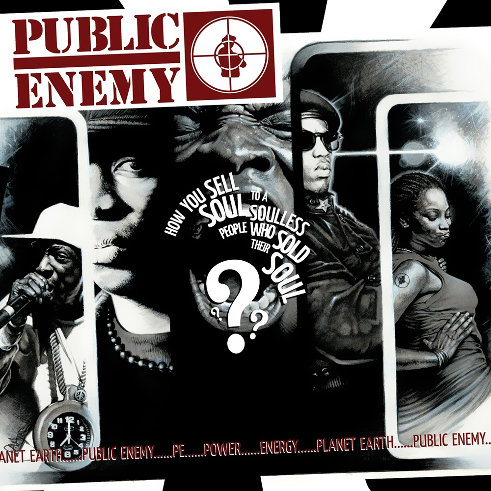Public Enemy Music Fanart Fanarttv