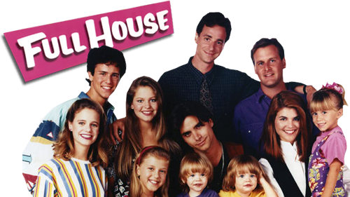 Image result for FULL HOUSE TV LOGO