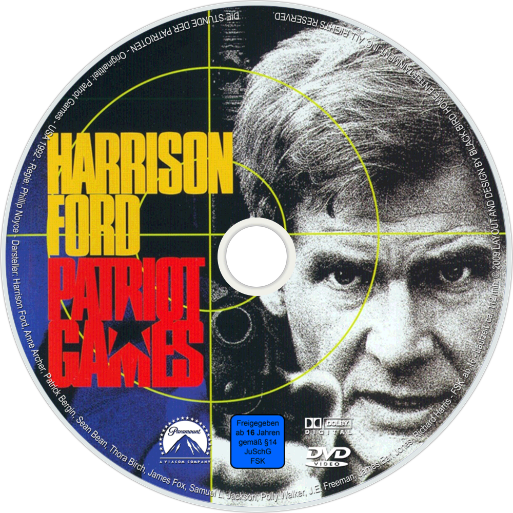 Patriot Games Movie Fanart Fanart Tv