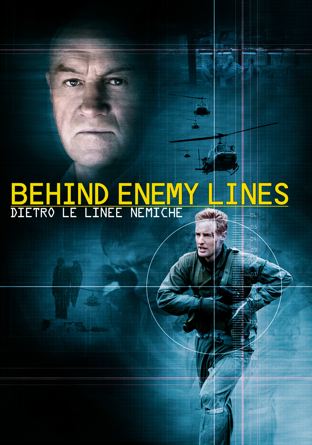 Behind Enemy Lines | Movie fanart | fanart tv