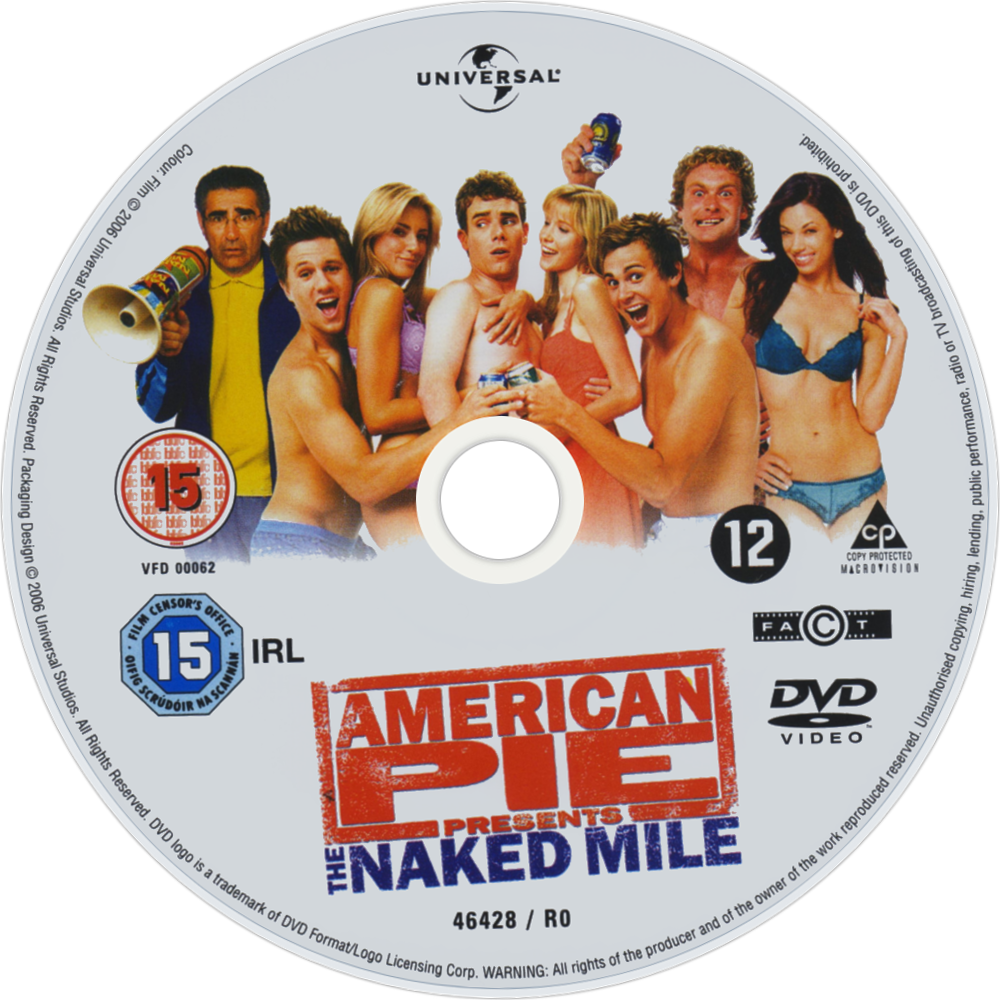 American Pie 5 Naked american pie presents: the naked mile | movie fanart | fanart.tv