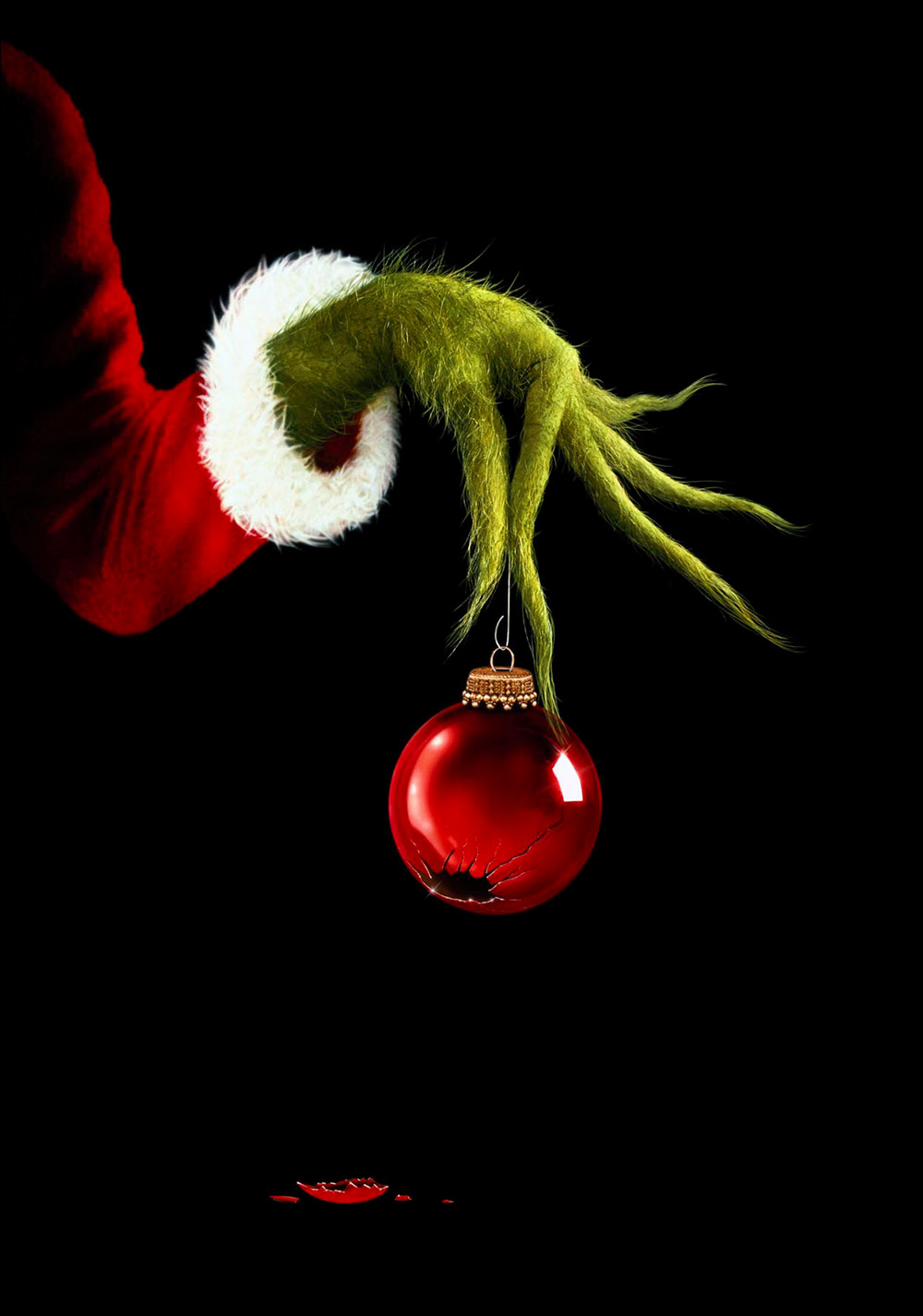 How The Grinch Stole Christmas Movie Poster.How The Grinch Stole Christmas Movie Fanart Fanart Tv