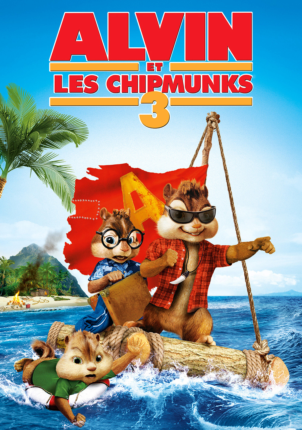 Alvin And The Chipmunks 3 Images alvin and the chipmunks: chipwrecked | movie fanart | fanart.tv