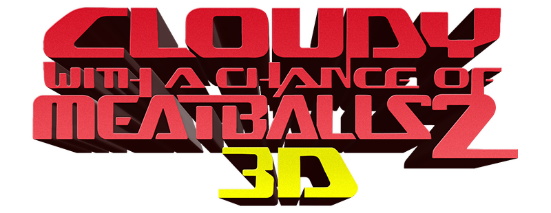 Cloudy With A Chance Of Meatballs 2 Logo