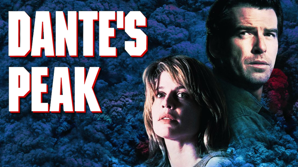 Dante's Peak | Movie fanart | fanart.tv