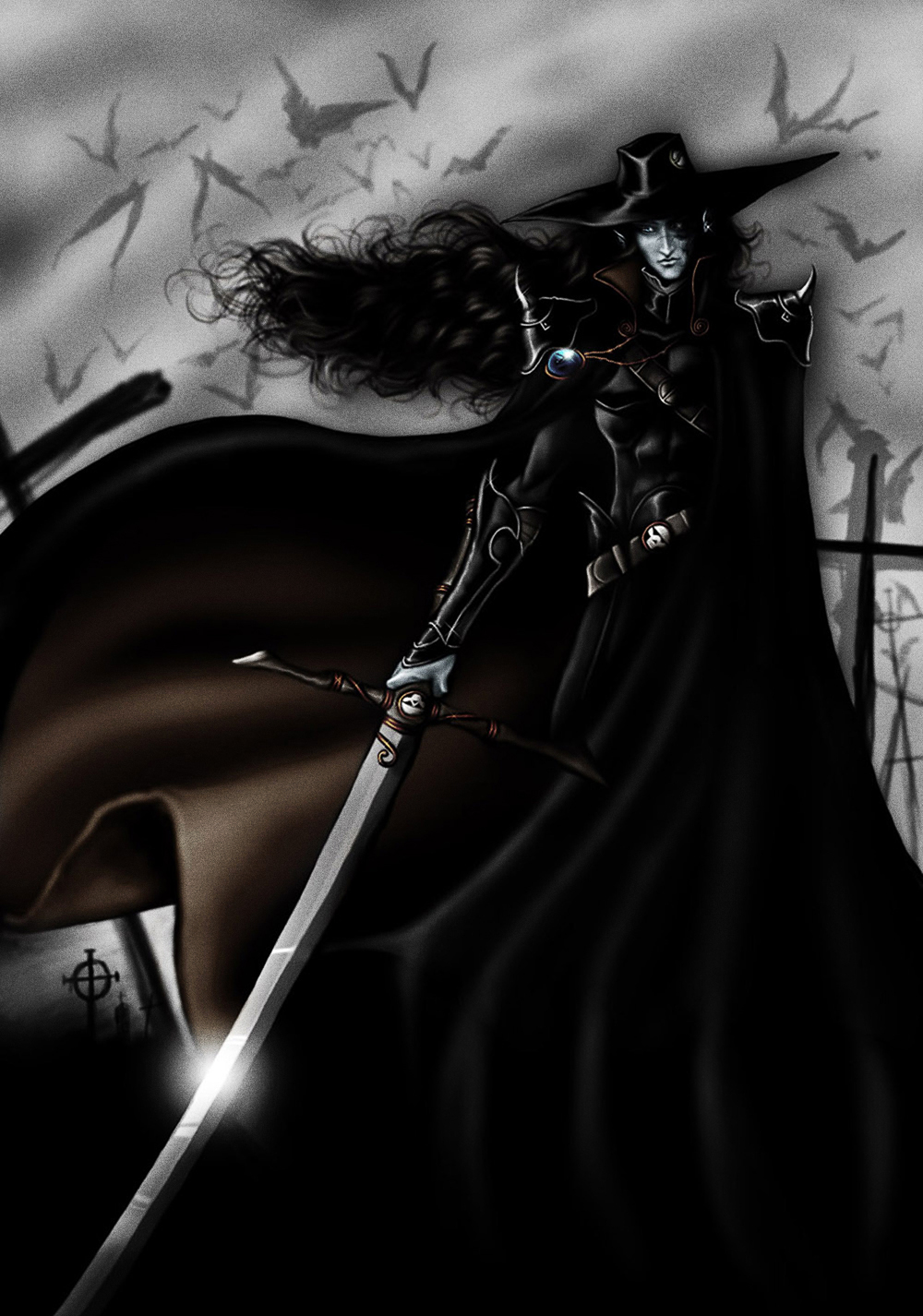 Vampire Hunter D Movie Fanart Fanart Tv