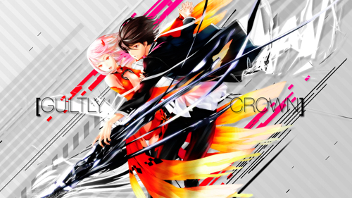 Guilty Crown | TV fanart | fanart tv
