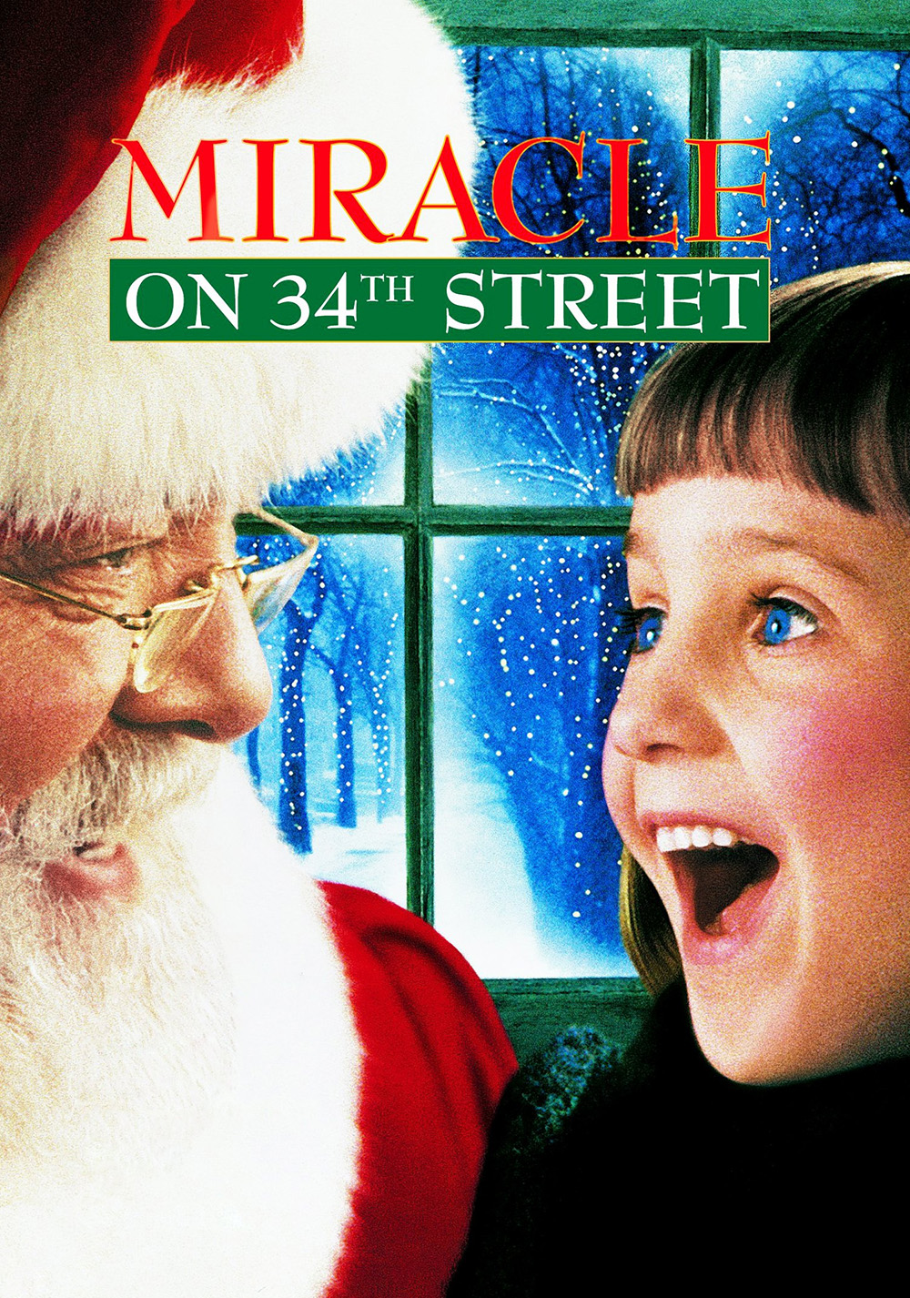 Image result for miracle on 34th street movie poster