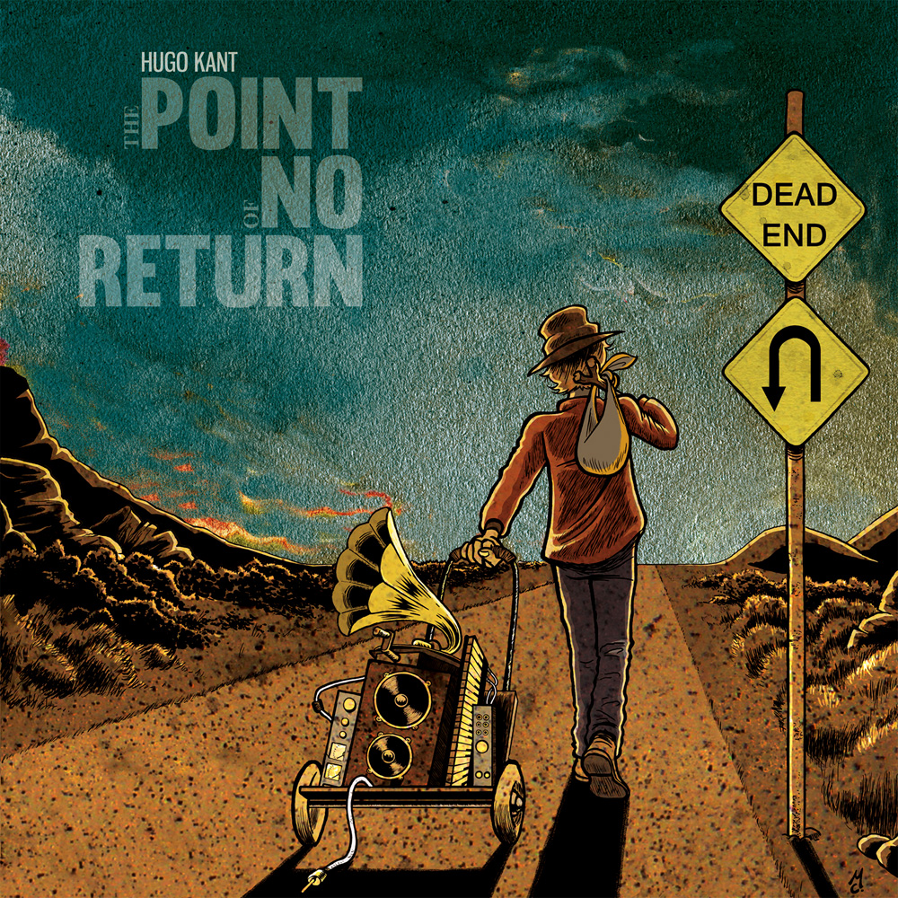 The point of no return | hugo kant – download and listen to the album.