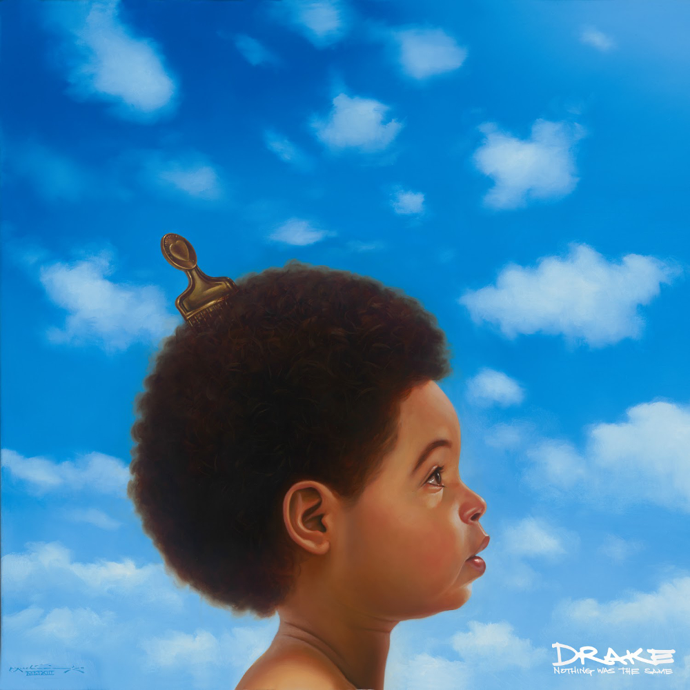Drake album cover nothing was the same gif on gifer by.