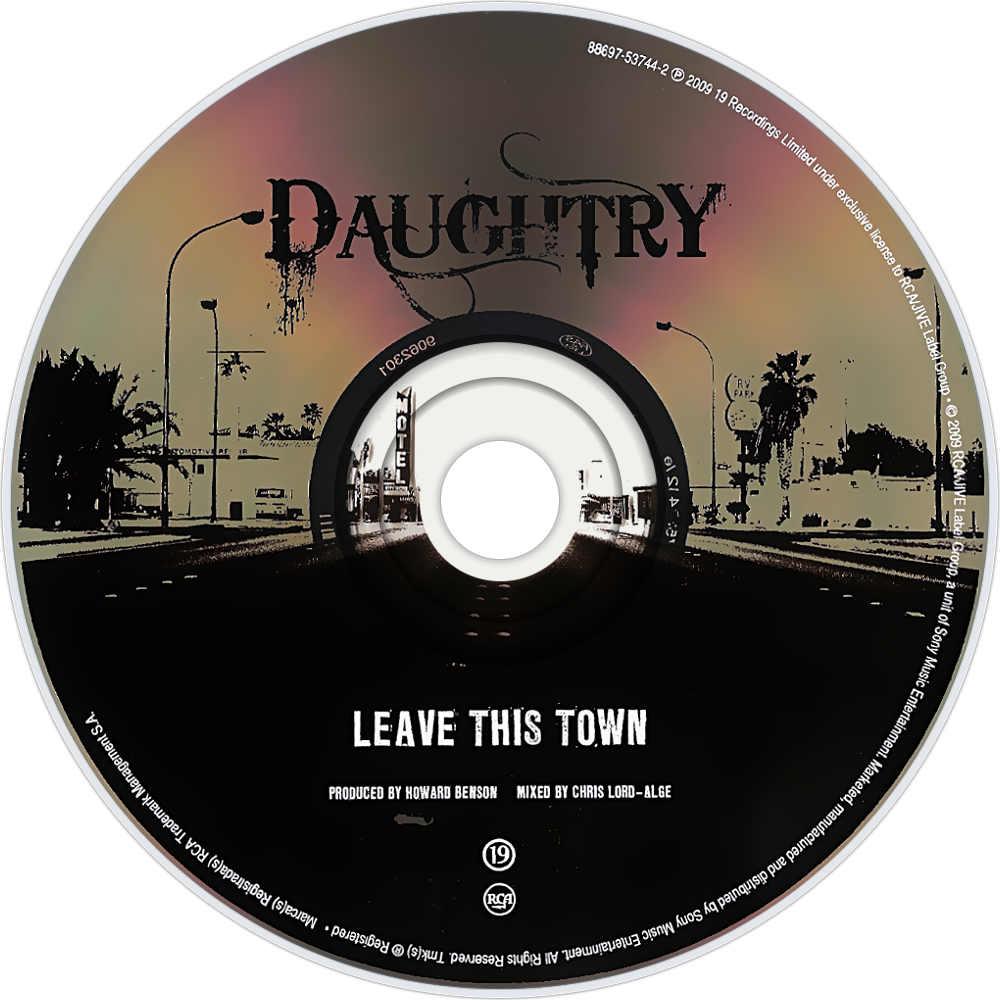Daughtry official site.