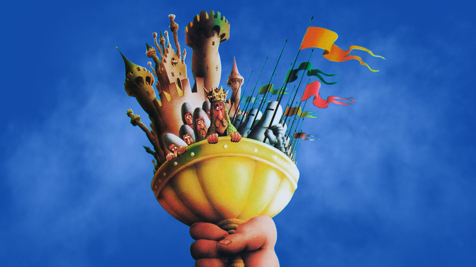 Monty Python And The Holy Grail Movie Fanart Fanart Tv