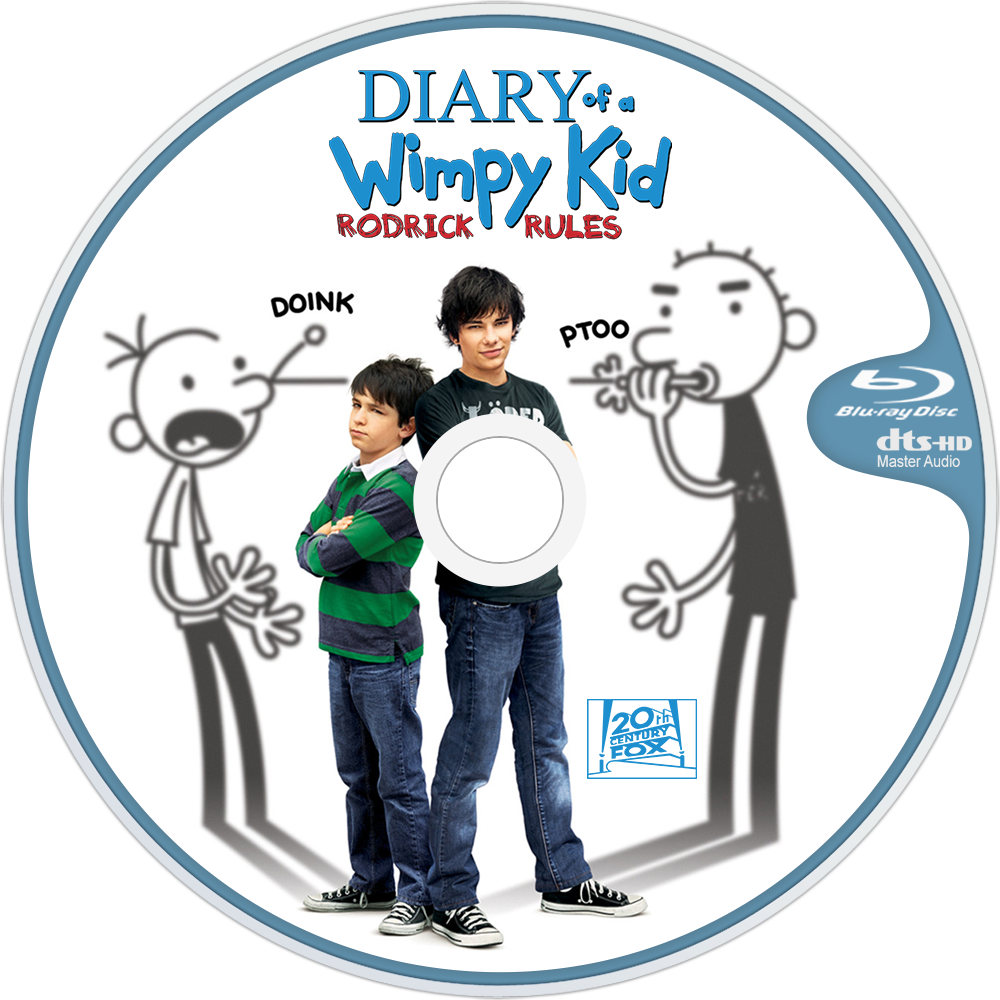 Diary Of A Wimpy Kid Rodrick Rules Movie Fanart Fanart Tv