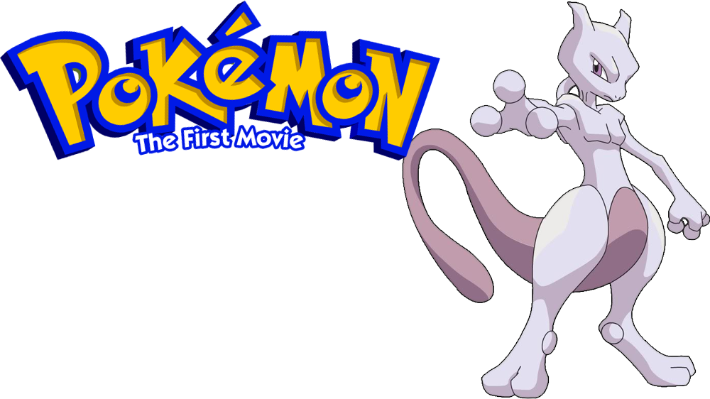 Pokemon The First Movie Mewtwo Strikes Back Movie Fanart