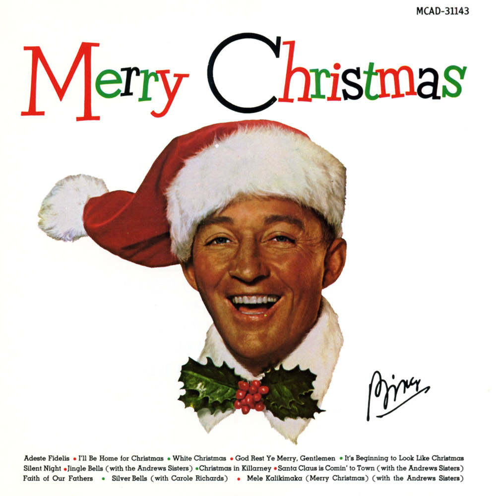 Christmas, Bing, and Dick: When it's December 25th and you're killing  destroy dick December Bing Crosby - White Christmas (1942) Original Version  776K views ...