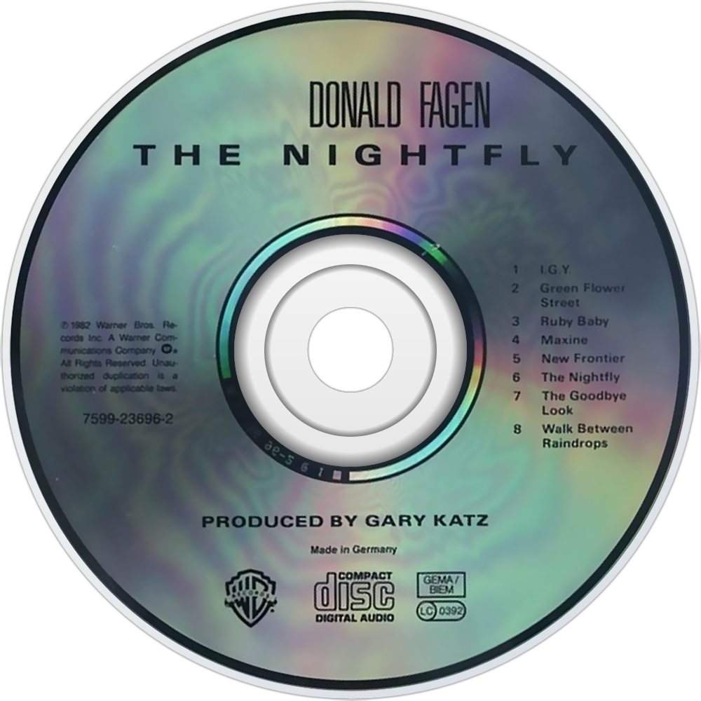 Free download: donald fagen the nightfly album   prowl in.
