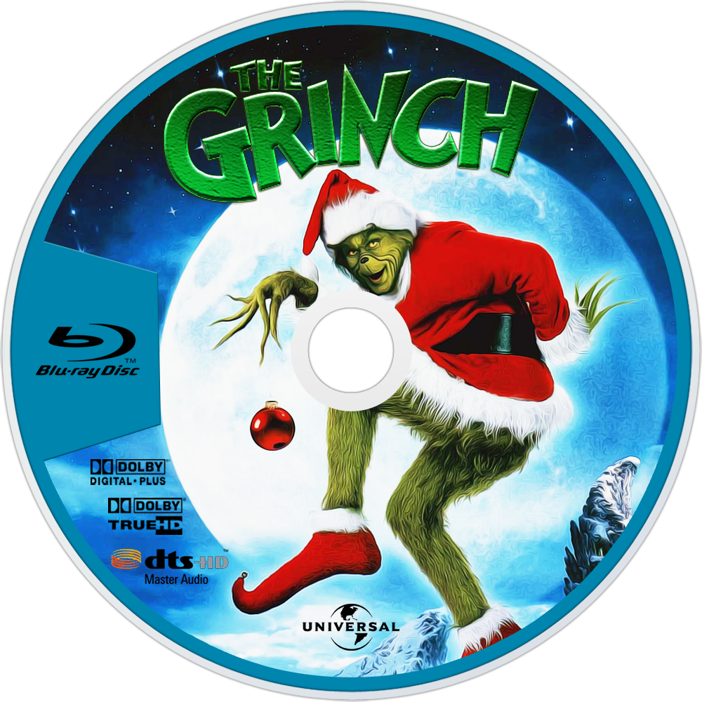 How The Grinch Stole Christmas Blu Ray.How The Grinch Stole Christmas Movie Fanart Fanart Tv