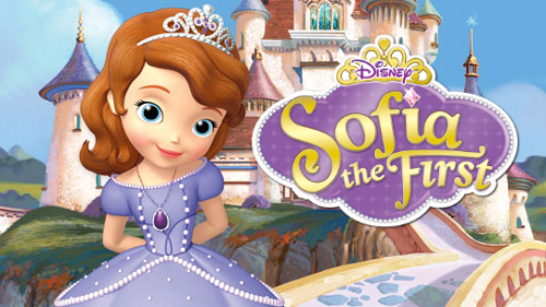 Sofia The First Tv Fanart Fanart Tv