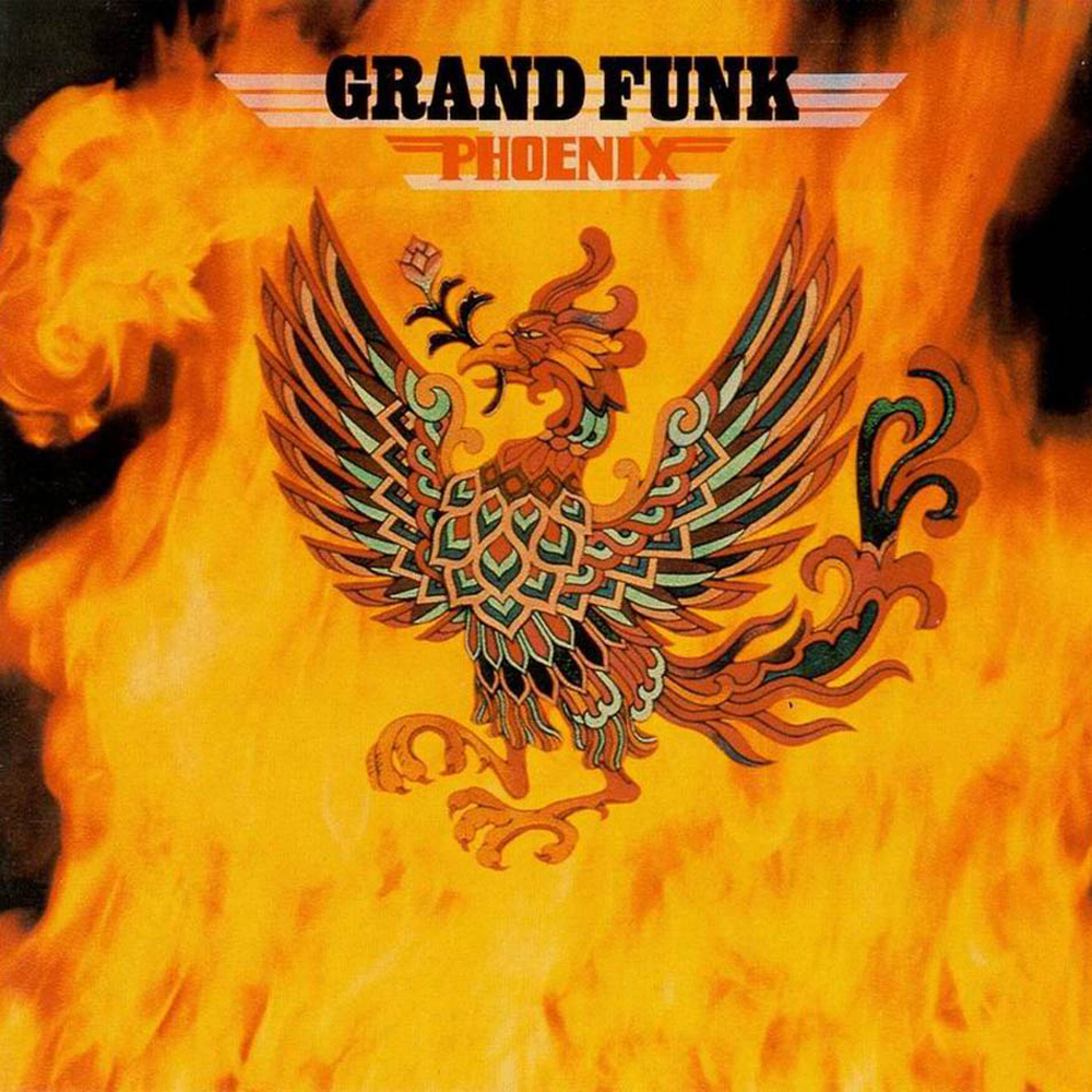 Grand funk railroad, closer to home in high-resolution audio.