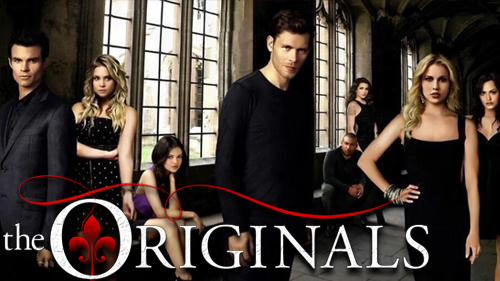 Image result for THE ORIGINALS TV LOGO