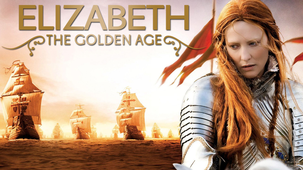 Image result for elizabeth the golden age poster