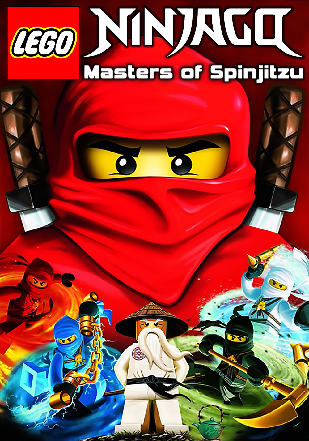 Super power of ninjago for android apk download.
