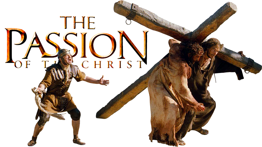 The passion of the christ (2004) hindi dubbed brrip asad it.