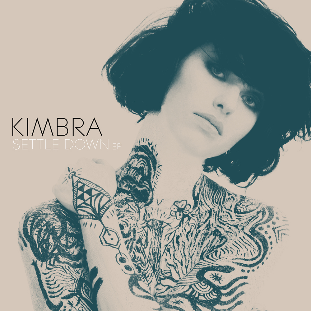 Kimbra Settle Down Album Kimbra Settle Down Album Cover