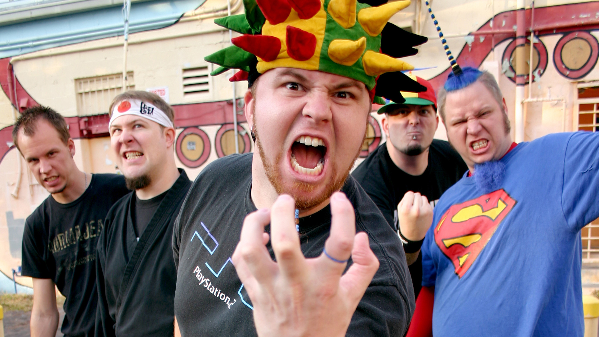 Comedy Metal Kings PSYCHOSTICK's New Music Video Enters The