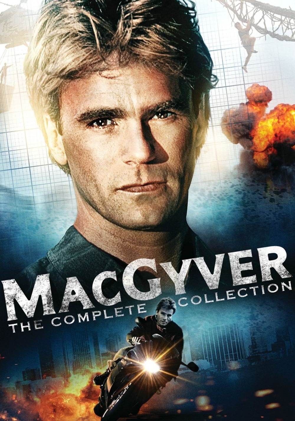 Macgyver t v series free download.