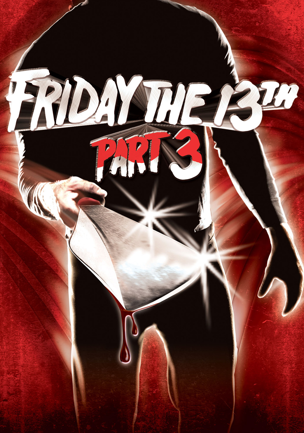 3 part poster design - Friday The 13th Part 3 Movie Poster Image