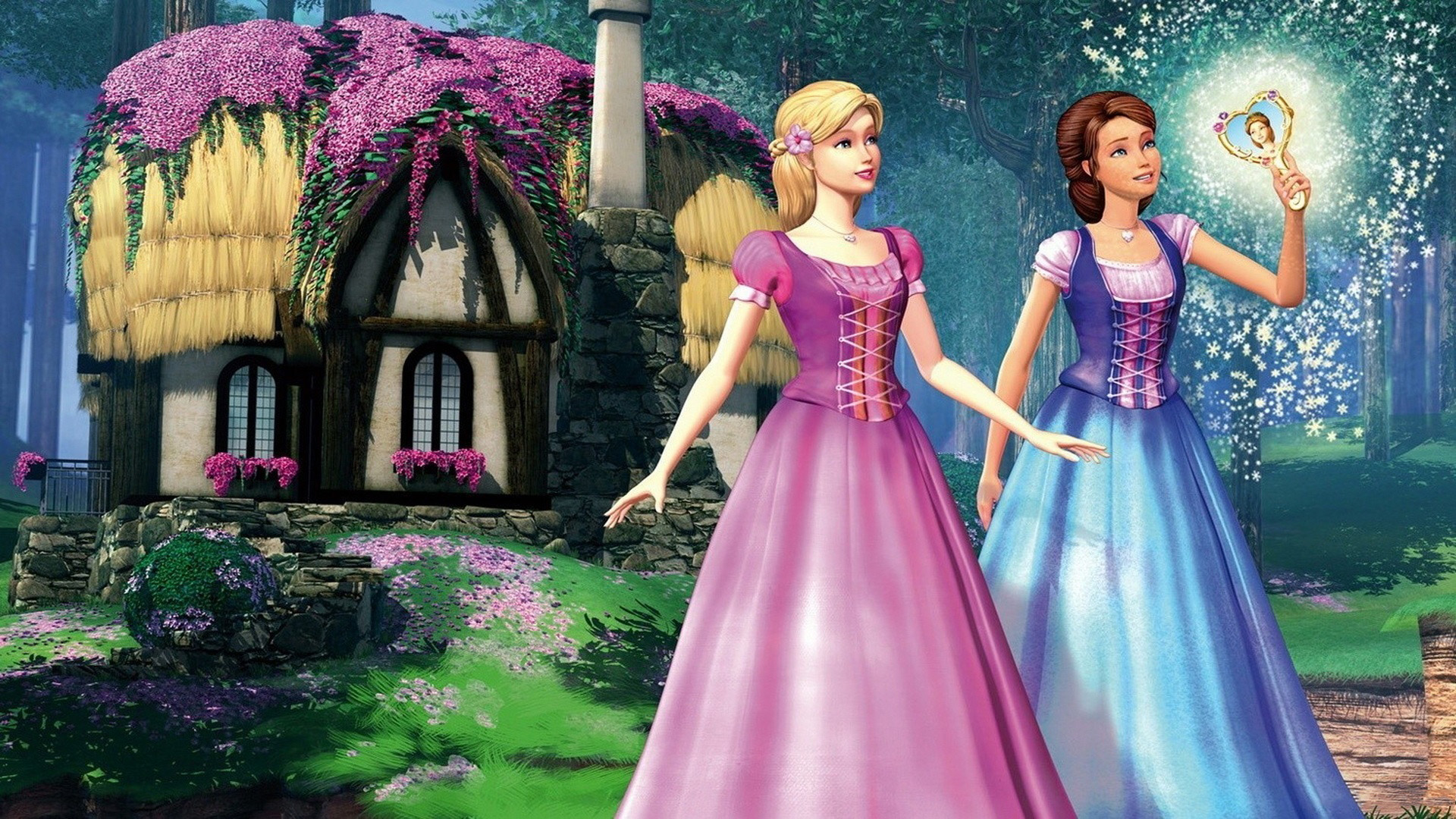 barbie and the diamond castle movie free download
