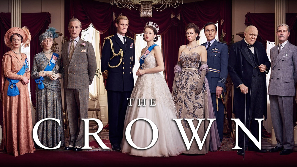Image result for crown english tv show