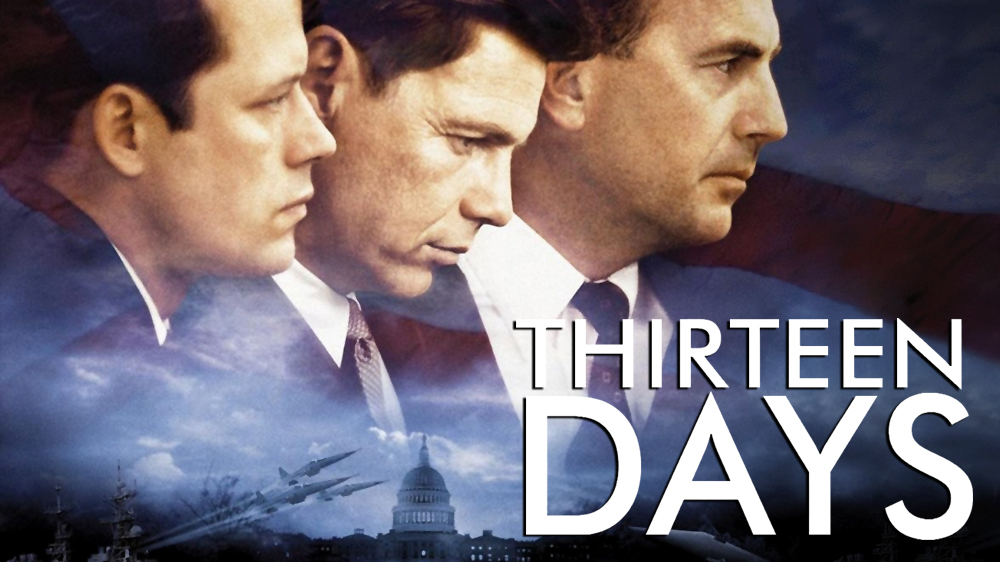 Image result for thirteen days poster