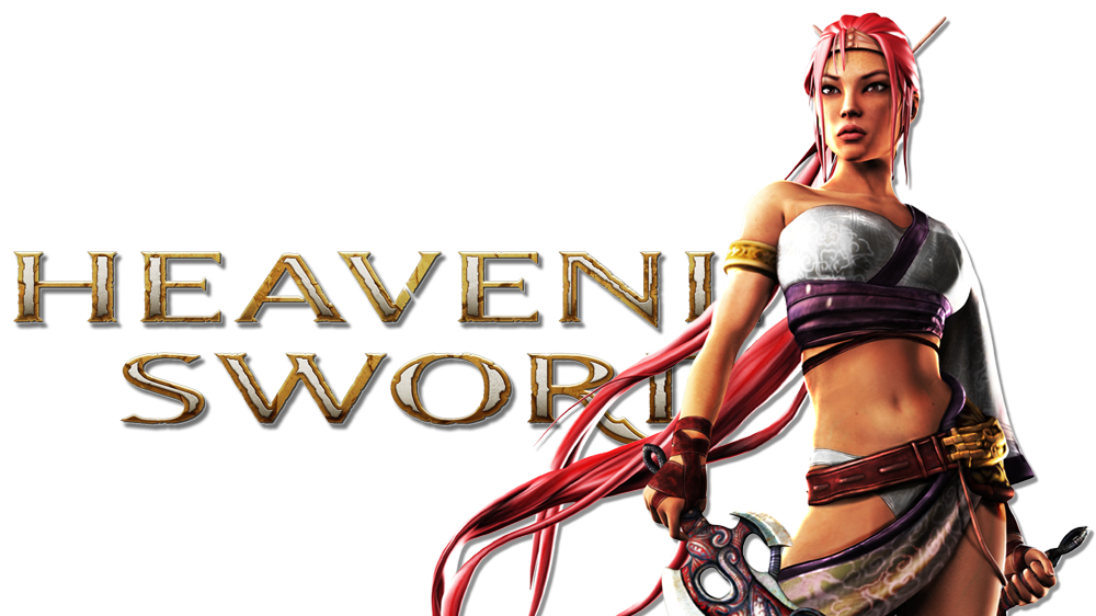 heavenly sword movie poster