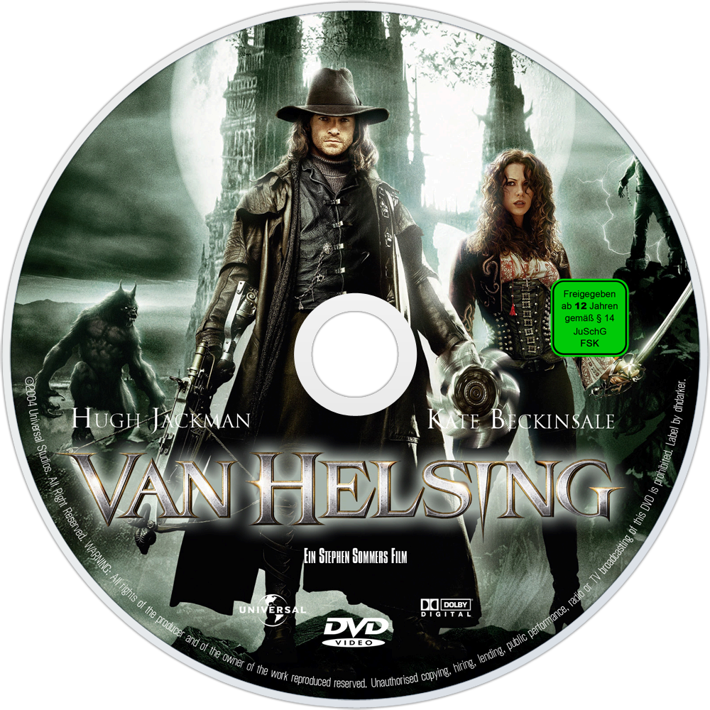 Anime collection van helsing london assignment dvd cover dvd.