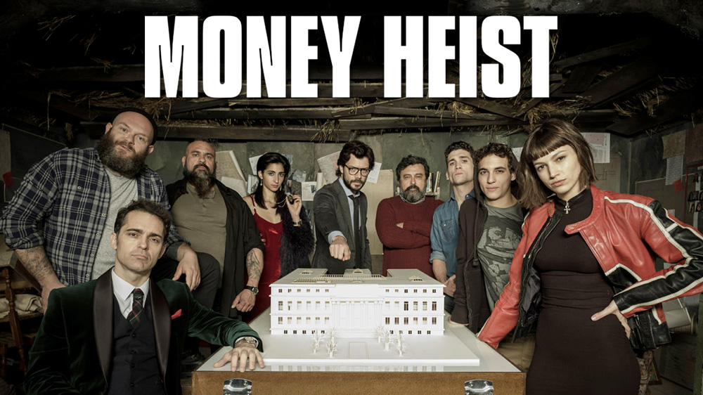Money Heist English Subtitles Download