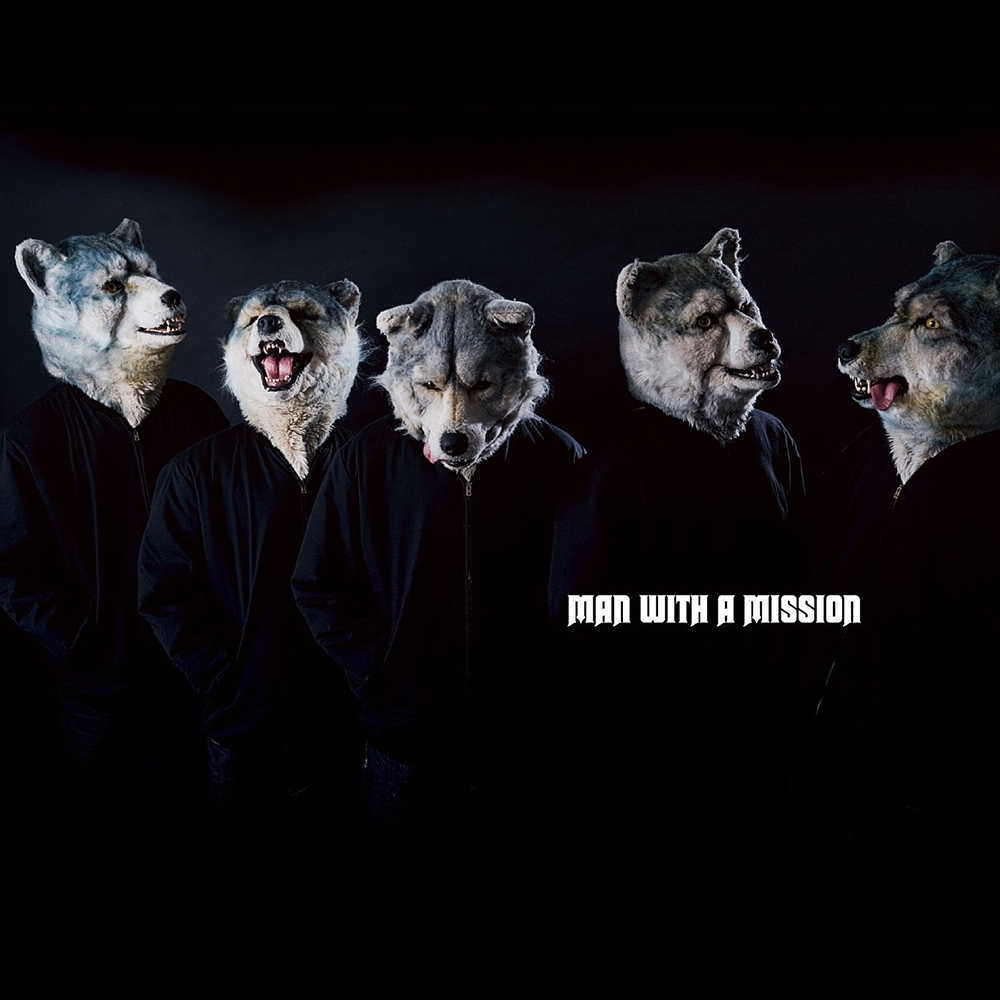MAN WITH A MISSION MAN WITH A MISSION album cover