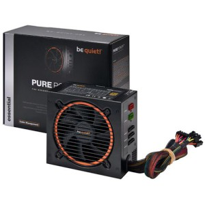 Hardware: PSU (BeQuiet Pure Power l8)